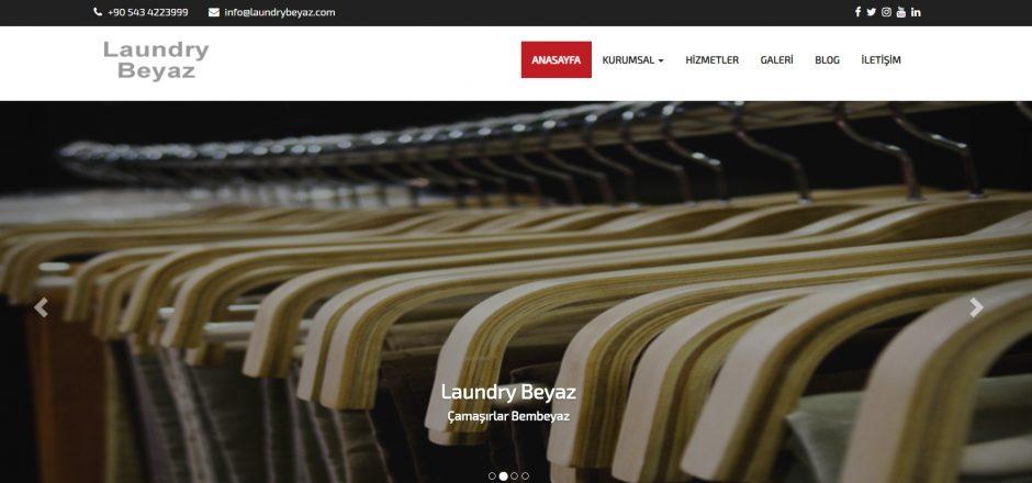 laundrybeyaz